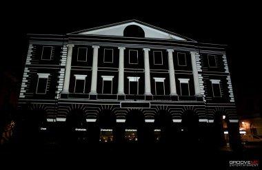 Video Mapping Palazzo UniCredit @ Casale Monferrato